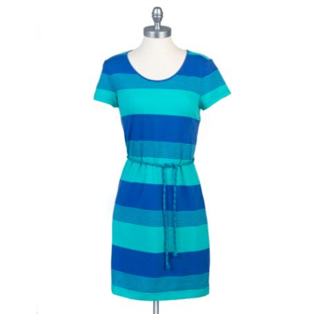 Image for VARIGATED STRIPE DRESS from Tommy Hilfiger USA