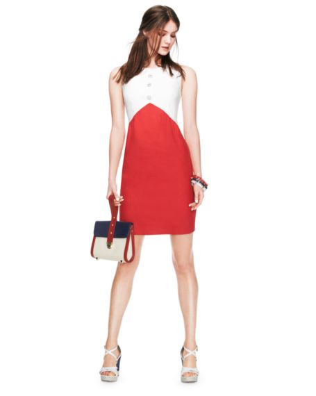 Image for COLORBLOCK DRESS from Tommy Hilfiger USA