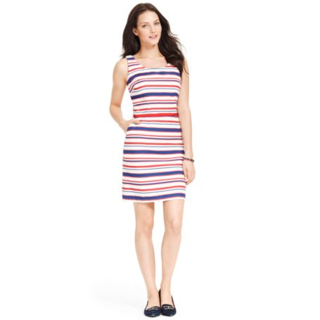 Image for AMERICANA DRESS from Tommy Hilfiger USA