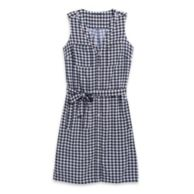 SLEEVELESS SHIRTDRESS $69.50