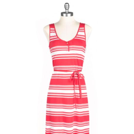 Image for CABANA STRIPE MAXI DRESS from Tommy Hilfiger USA