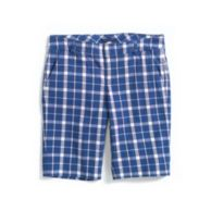 GINGHAM BERMUDA SHORT $49.50