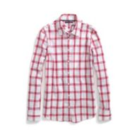 WINDOWPANE POPLIN SHIRT $64.50