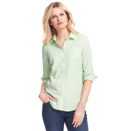 Image for PINSTRIPE SHIRT from Tommy Hilfiger USA