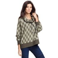 TH COLLECTION COWLNECK SWEATER $390.00