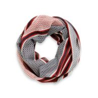 PRINTED INFINITY SCARF $29.50