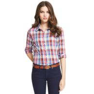 INDIAN SUMMER PLAID SHIRT $79.00