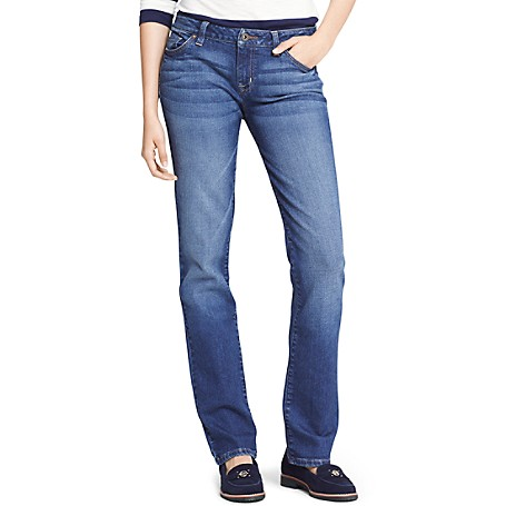 Tommy Hilfiger Classic Straight Jeans - Surf (Medium Wash)
