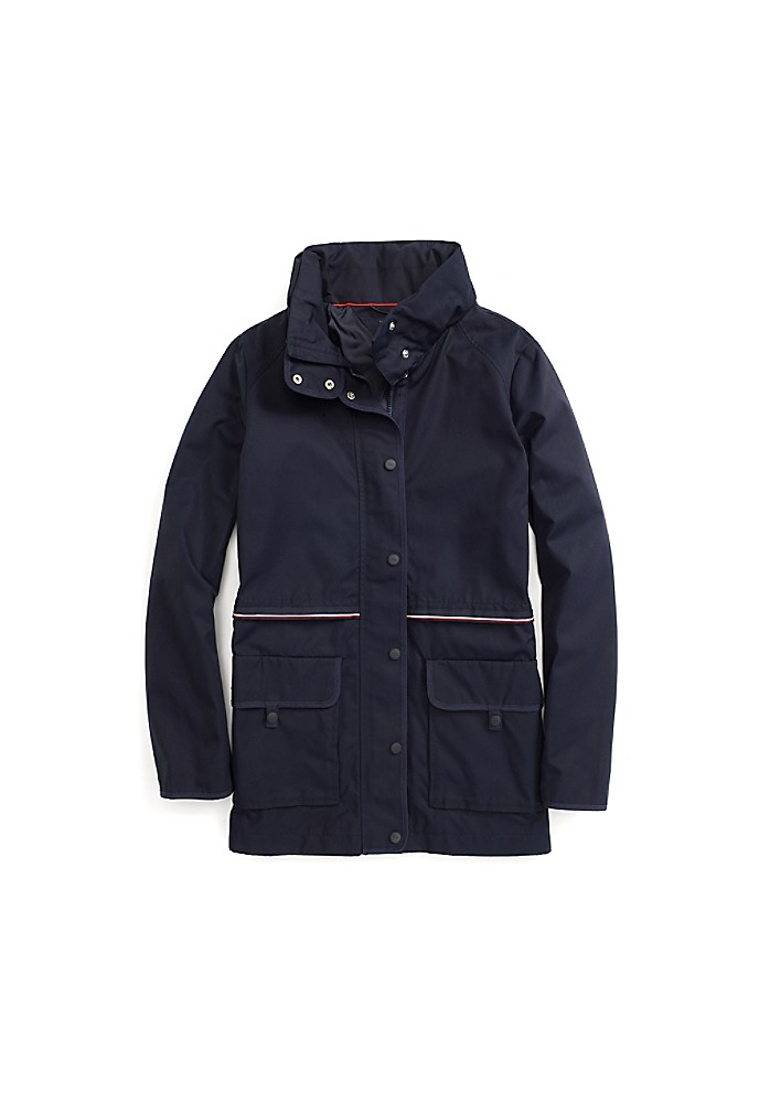 tommy hilfiger women 39 s parka jacket ebay. Black Bedroom Furniture Sets. Home Design Ideas