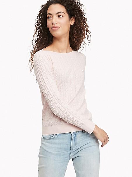 타미 힐피거 Tommy Hilfiger Essential Boatneck Sweater