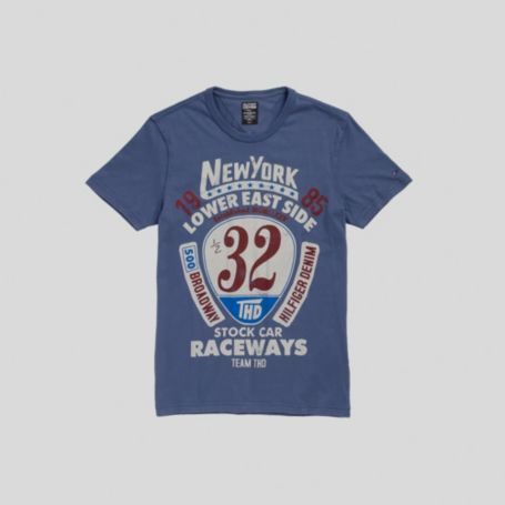 Image for NY RACEWAY TEE from Tommy Hilfiger USA