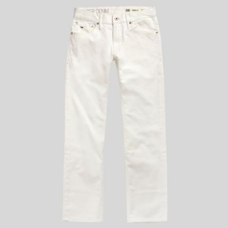 Image for RYDER SLIM STRAIGHT JEAN - Yuma Ecru wash from Tommy Hilfiger USA