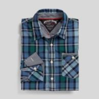 RUGGED PLAID SHIRT $39.97