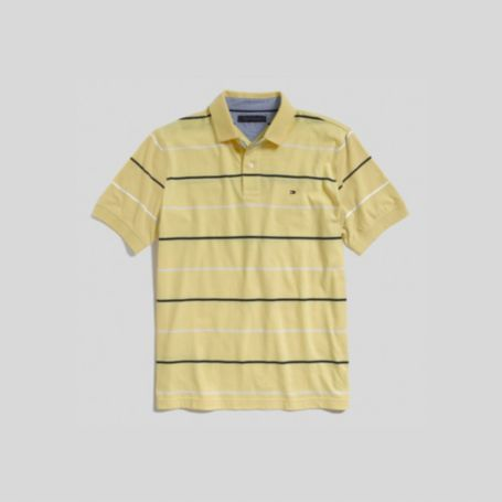 Image for JERSEY STRIPE POLO from Tommy Hilfiger USA