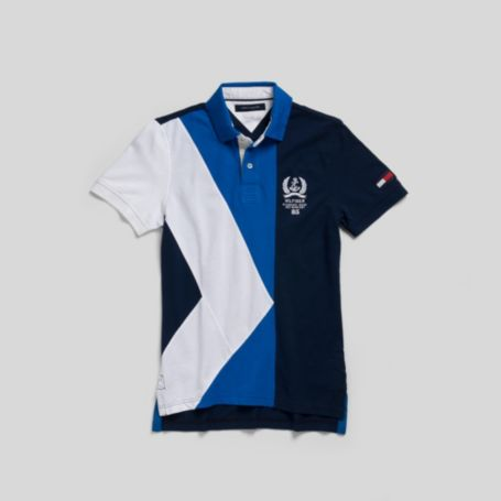 Image for NAUTICAL PIECED POLO from Tommy Hilfiger USA