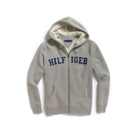 Image for FULL ZIP HILFIGER HOODIE from Tommy Hilfiger USA