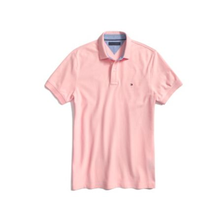 Image for CUSTOM SLIM FIT POLO from Tommy Hilfiger USA