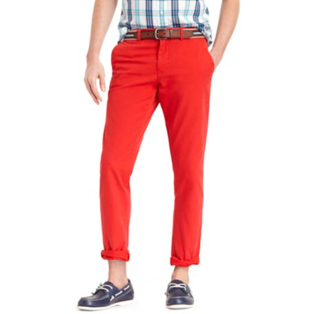 Image for LIGHTWEIGHT TWILL CHINO PANT from Tommy Hilfiger USA