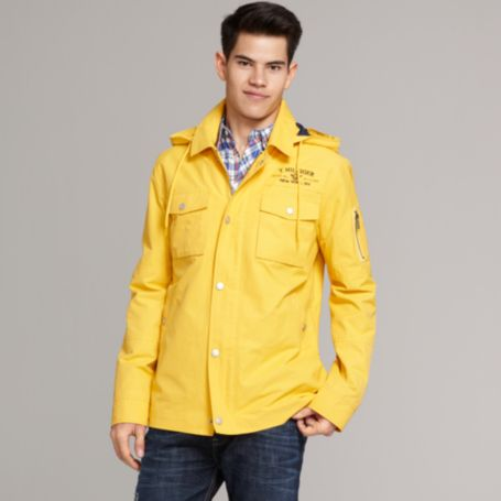 Image for FOUR POCKET JACKET from Tommy Hilfiger USA