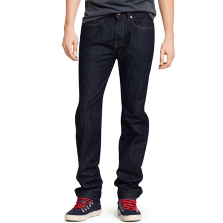 Image for TOMMY RAW DENIM JEAN from Tommy Hilfiger USA