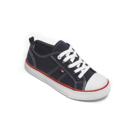 Image for SOLID LACE UP SNEAKER from Tommy Hilfiger USA