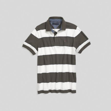 Image for WIDE STRIPE POLO from Tommy Hilfiger USA