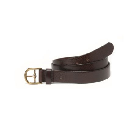 Image for STRAP WITH CENTER BAR TONGUE HORSESHOE BUCKLE from Tommy Hilfiger USA
