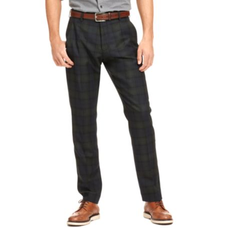 Image for MERCER BLACKWATCH CHINO from Tommy Hilfiger USA