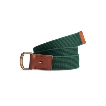 Image for SOLID WEB BELT from Tommy Hilfiger USA