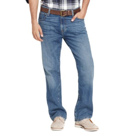 Image for AUTHENTIC WASH BOOTCUT JEAN from Tommy Hilfiger USA