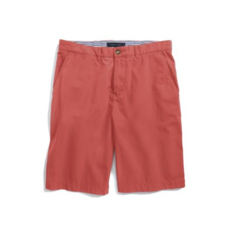 Image for FLAT FRONT CHINO SHORT from Tommy Hilfiger USA