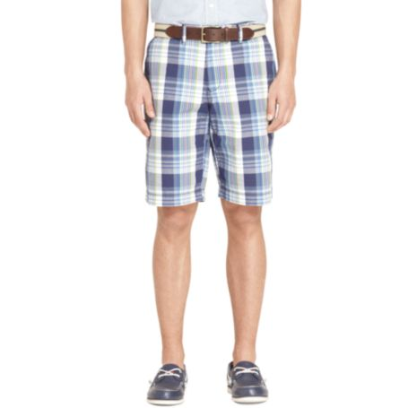 Image for PLAID FLAT FRONT SHORT from Tommy Hilfiger USA