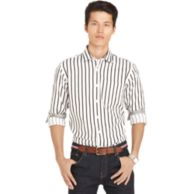SLIM FIT STRIPE SHIRT $49.99