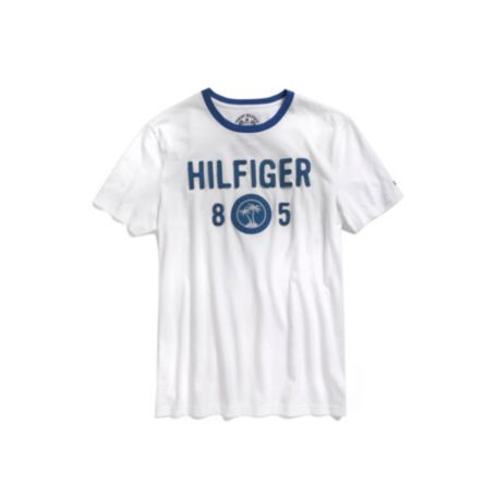 Image for HILFIGER BEACH TEE from Tommy Hilfiger USA