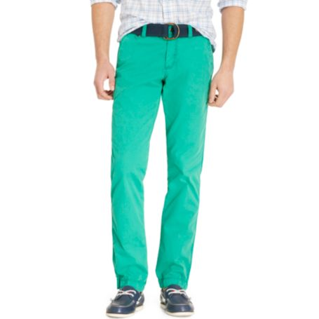 Image for TOMMY SUMMER TWILL PANT from Tommy Hilfiger USA