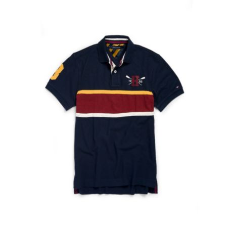 Image for VARSITY POLO from Tommy Hilfiger USA
