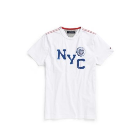 Image for NYC TEE from Tommy Hilfiger USA