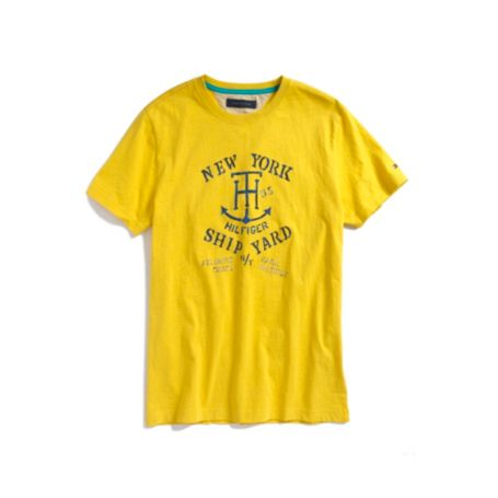 Image for ANCHOR TEE from Tommy Hilfiger USA