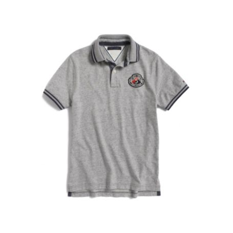 Image for BADGE POLO from Tommy Hilfiger USA