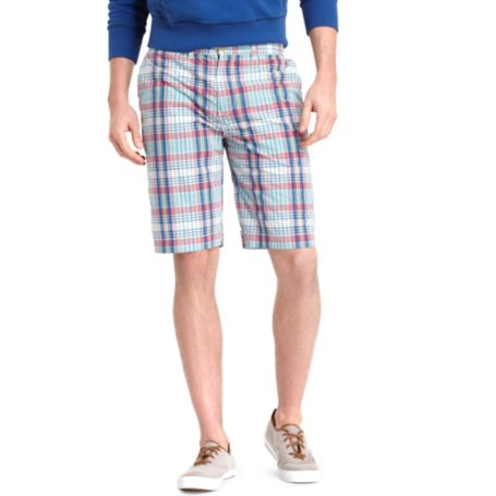 Image for MADRAS FLAT FRONT SHORT from Tommy Hilfiger USA