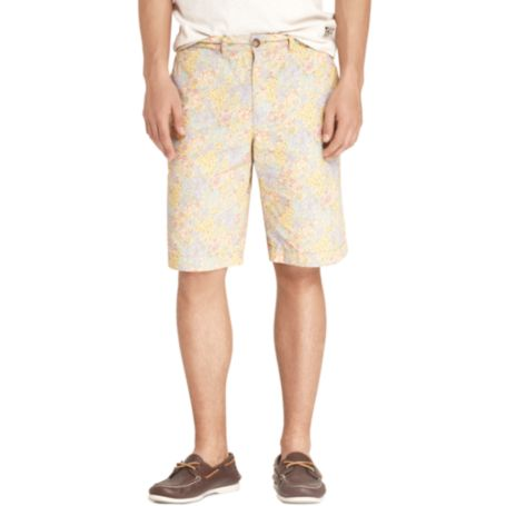 Image for FLORAL FLAT FRONT SHORT from Tommy Hilfiger USA