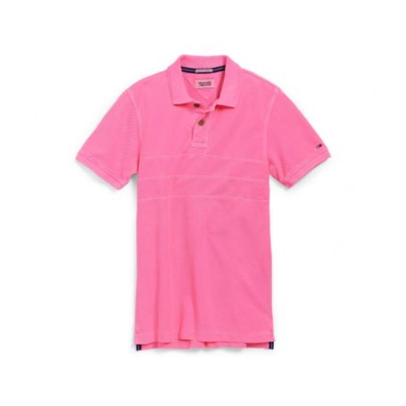 Image for NEON VINTAGE WORN POLO from Tommy Hilfiger USA