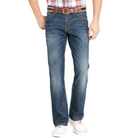 Image for MERCER SAFARI BLUE JEAN from Tommy Hilfiger USA