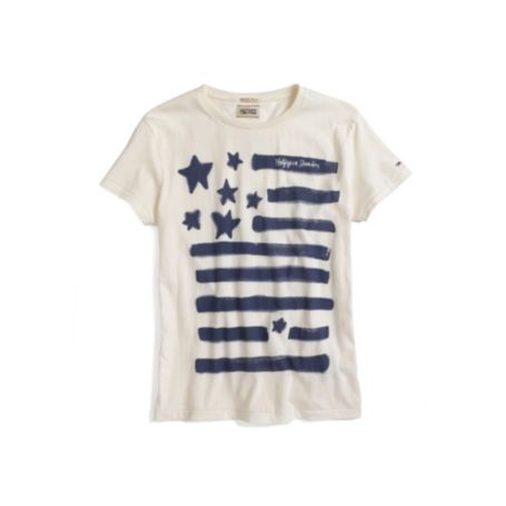 Image for FLAG TEE from Tommy Hilfiger USA