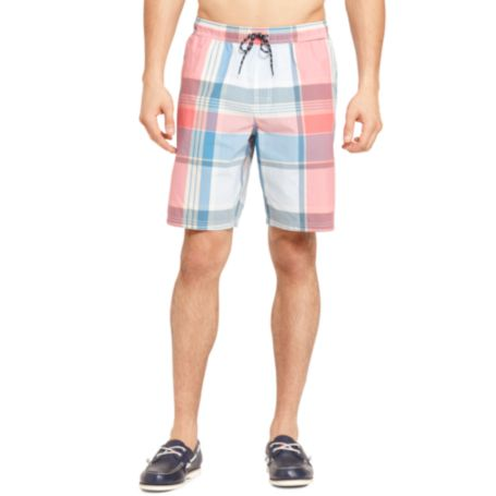 Image for PLAID TRUNK from Tommy Hilfiger USA
