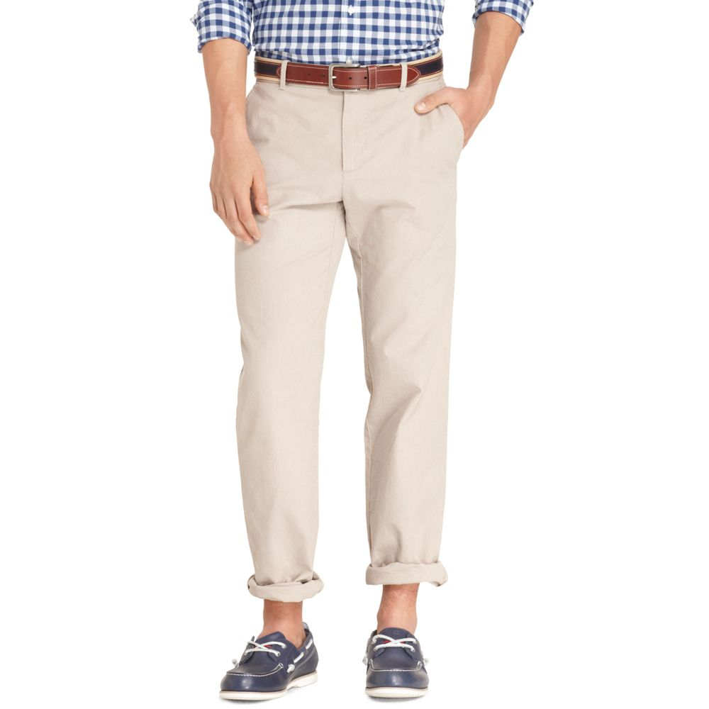 Image for COTTON CORD PANTS from Tommy Hilfiger USA