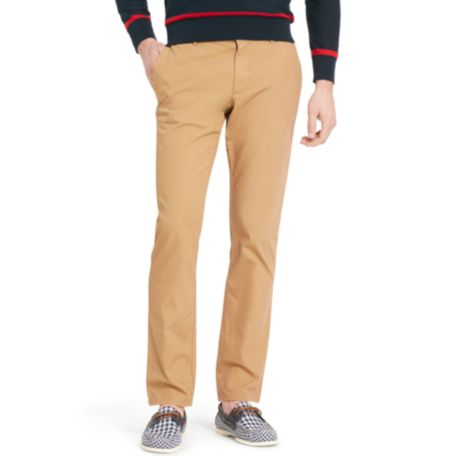Image for GARMENT DYED PANT from Tommy Hilfiger USA