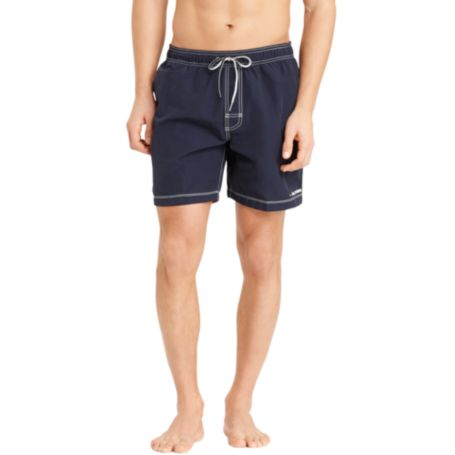 Image for SOLID SWIM TRUNK from Tommy Hilfiger USA