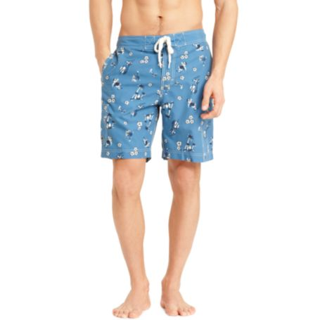Image for HULA PRINT SWIM TRUNK from Tommy Hilfiger USA