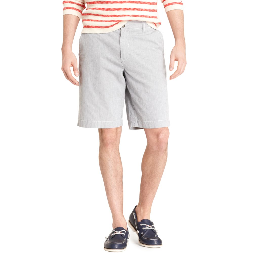 Image for STRIPED SHORT from Tommy Hilfiger USA